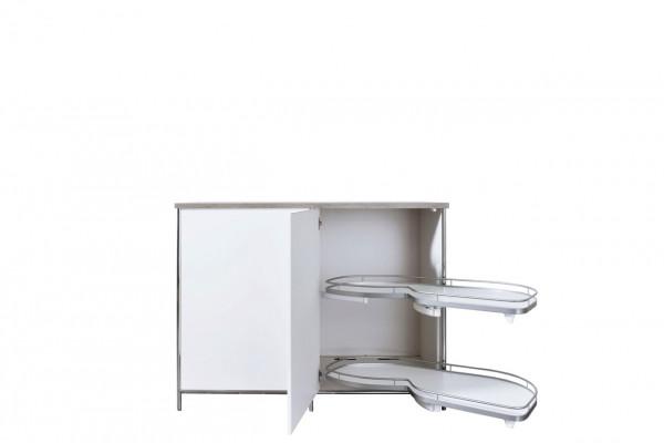 Stengel SSC Küchenmöbel Küchenschrank, mit Auszug