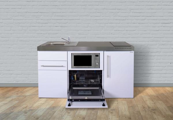 Stengel MPGSM 160 Miniküche Premiumline mit Geschirrspüler, Mikrowelle